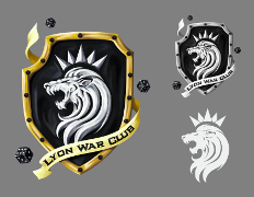 Logo Lyon War Club